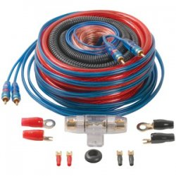 4-gauge Power Series AMP Installation Kit