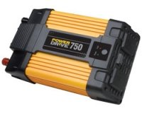 PowerDrive750 DC to AC Power Inverter with USB Port & 2 AC Outlets - 750 Watts