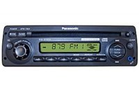 Semi-Truck Heavy-Duty AM/FM CD Player w/ Weatherband