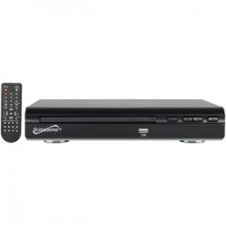 2.1-channel DVD Player
