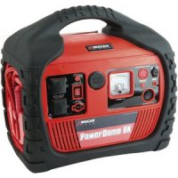 Power Dome Ex With Air Compressor