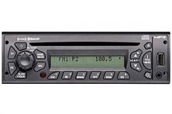 Semi-Truck CD/USB/MP3/WMA/Bluetooth w/Built-in XM Satellite Radio Receiver
