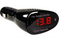 12 Volt Battery Monitor