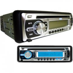 12-Volt DVD & CD Player with AM/FM Tuner