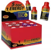 2oz 5-Hour Energy Drink Bottles