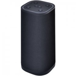 Bluetooth/wi-fi Speaker With Amazon Alexa Black