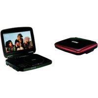 "8"" Portable DVD Player With USB & SD Card Slot"