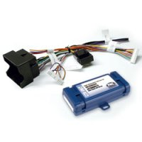 Radio Replacement Interface with Navigation Outputs - Select Volkswagen Vehicles