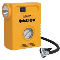 Quick Flow Compact Air Compressor