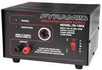 10 Amp 12 Volt Power Supply with Cigarette Lighter Socket