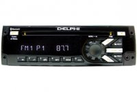 Heavy-Duty AM/FM/MP3/WB CD Player with Bluetooth