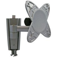LCD TV Wall Mount Bracket with Single Swing Arm