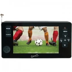"Portable 4.3"" Digital Led TV With USB & MicroSD Card Inputs"