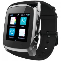 Bluetooth Smart Watch With Call Feature