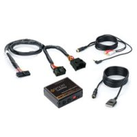 iPod/iPhone & Auxiliary Audio Input Interface - Subaru