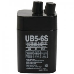 Ub650s Lantern Sealed Lead Acid Battery
