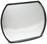 5.5 X 4 Oblong Adhesive Blind Spot Mirror