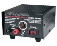 5 Amp Power Supply with Cigarette Lighter Socket