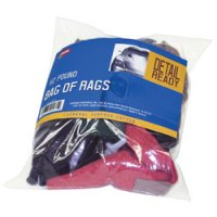 1/2 lb Bag of Rags