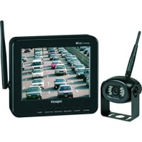 Truck & RV Digital Wireless Observation System Supports Four Cameras