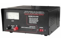 18 Amp 12 Volt Power Supply with Cooling Fan