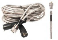 18' Belden Coax Cable with PL-259 Soldered Connectors