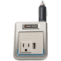 120-watt Power Inverter With USB Outlet
