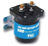PAC500 Power Relay - Battery Isolator