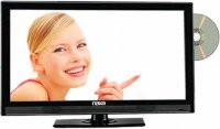 "24"" 12 Volt TV HD Widescreen w/Digital Tuner DVD Player SD USB"