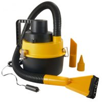12 Volt Portable Canister Vacuum Cleaner