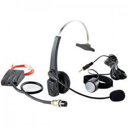 All-In-One Wireless Bluetooth Headset & CB Mic System
