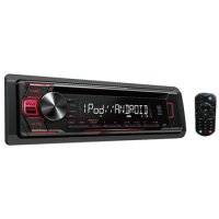AM/FM CD Player with 3.5mm Aux and USB Includes Remote Control