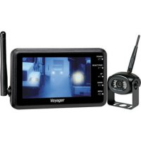 Wireless Backup Camera System for Truck & RV