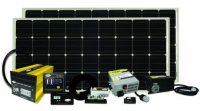 Go Power! Complete Solar Panel Kits