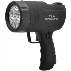 500-lumen Sirius Handheld Rechargeable Spotlight With 6 Led Lights
