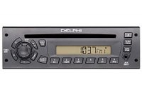 Semi-Truck AM/FM CD Player with Weatherband