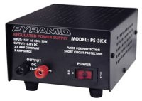 2.5 Amp 12 Volt Power Supply