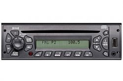 Semi-Truck CD/USB/MP3 w/Built-in XM Satellite Radio Receiver