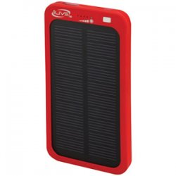 2100mAh Solar Charger for Mobile Devices