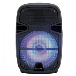 12-inch Portable Bluetooth DJ Speaker