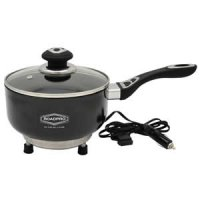 12 Volt Portable Saucepan and Popcorn Popper