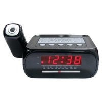 Digital Projection Alarm Clock With Am/FM Radio