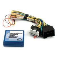 Navigation & Bluetooth Unlock Interface for 44-Pin 29-Bit GM LAN Radio