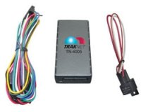 TrakNet GPS Receiver Consumer Tracking System