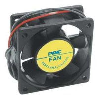 Small 12 Volt Fan for Electronics Airflow Cooling
