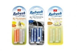 Odor Eliminating Auto Vent Stick Air Freshener