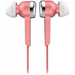Iq-113 Digital Stereo Earphones Pink