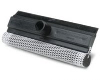 "8"" Squeegee Head with Molded Plastic"