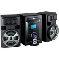 AM/FM/CD Audio System with iPod Dock