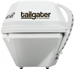 Tailgater Portable Satellite TV Dish by Dish Network for Trucks and RV\'s